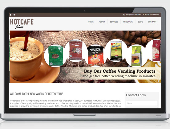 Hotecafe Rizvi Developer